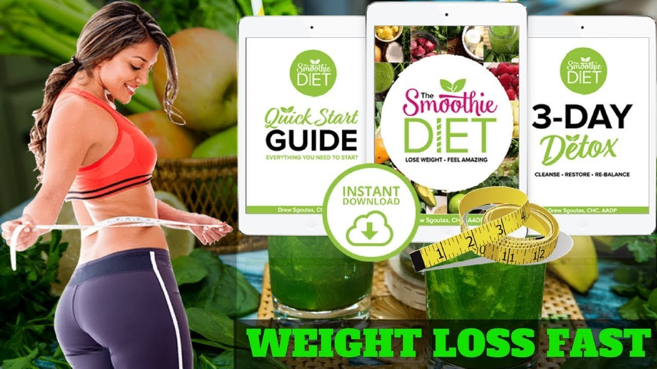 green-smoothies-for-weight-loss